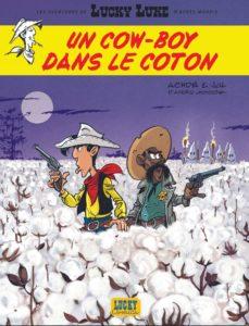 Un cow boy dans le coton
